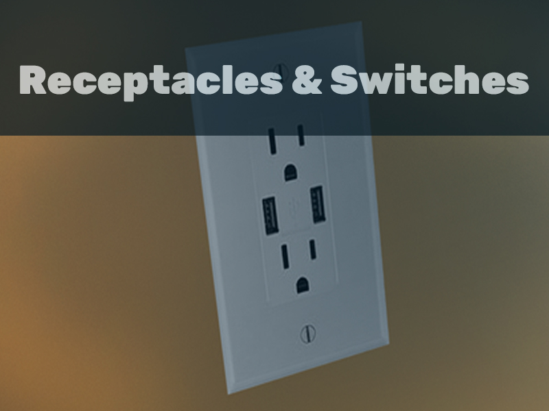 Wiring Receptacles and Switches